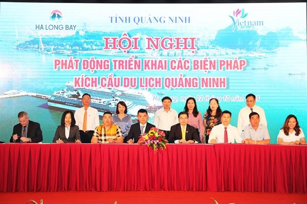 Quảng Ninh: Triển khai các biện pháp kích cầu du lịch