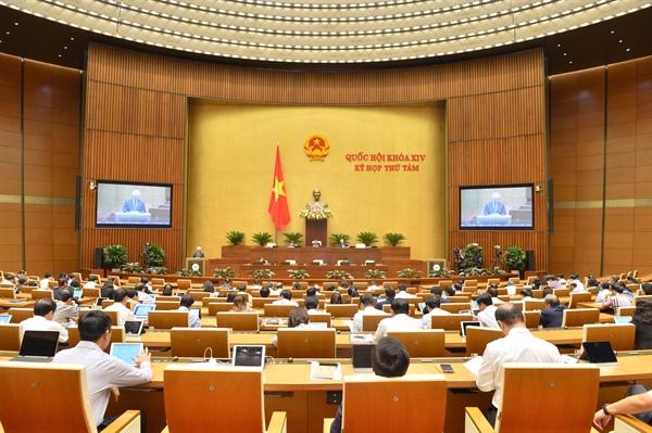 Quốc hội thảo luận về dự án Luật Thư viện: Thúc đẩy văn hóa đọc phát triển