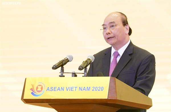Chương trình nghệ thuật đặc sắc tại Lễ khởi động Năm Chủ tịch ASEAN 2020