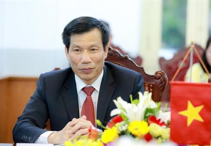 Ủy viên BCH TƯ Đảng, Bộ trưởng Bộ VHTTDL Nguyễn Ngọc Thiện