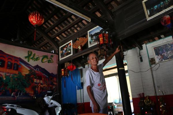 Huế: Lên phương án bảo tồn phố cổ Bao Vinh