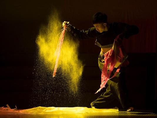 Liên hoan nghệ thuật Múa TP.HCM mở rộng 2020:Nơi nghệ thuật sáng tạo để thăng hoa