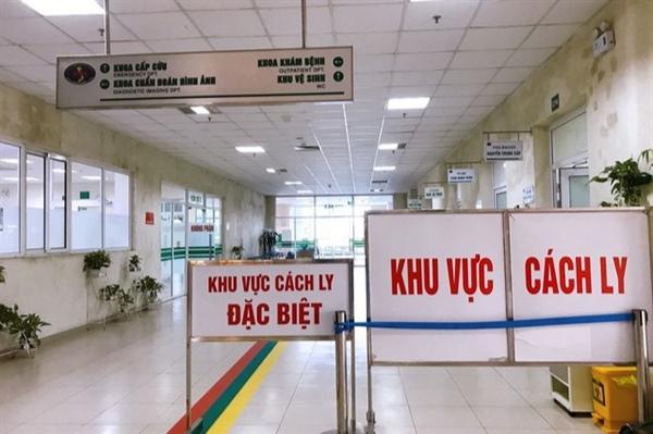 Bệnh viện Bệnh Nhiệt đới TƯ cơ sở 2 bị cách ly, chỉ tiếp nhận bệnh nhân Covid-19