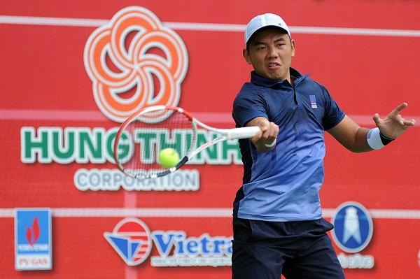 Lý Hoàng Nam lập hat-trick vô địch tại giải quần vợt VĐQG